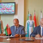 Współpraca zagraniczna: Solidarni z Białorusią