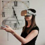 Prezentacja sprzętu oculuc go - wirtualna rzeczywistość