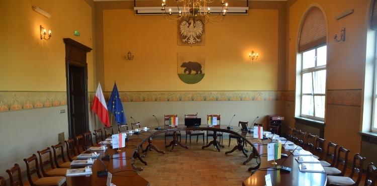 XXXIII Sesja Rady Miejskiej Gminy Rawicz