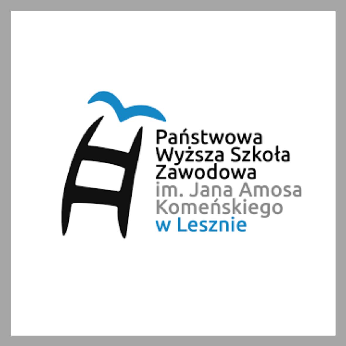 PWSZ Leszno logo